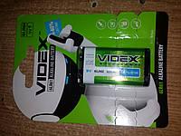 Батар.alcaline Videx 6F22/9V (Крона) 1pcs SHR CARD