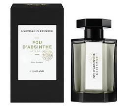 L`Artisan Parfumeur Fou d`Absinthe edp 100ml (лиц.)