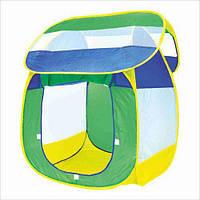 Детская игровая палатка M 0509 домик  KK
