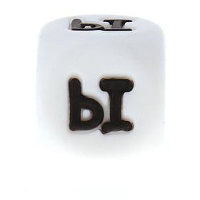 Буква - Ы (силиконовые бусины)