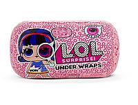 Новинка Большая Кукла-сюрприз в капсуле L.O.L. Lol Лол Декодер Eye Spy Under Wraps