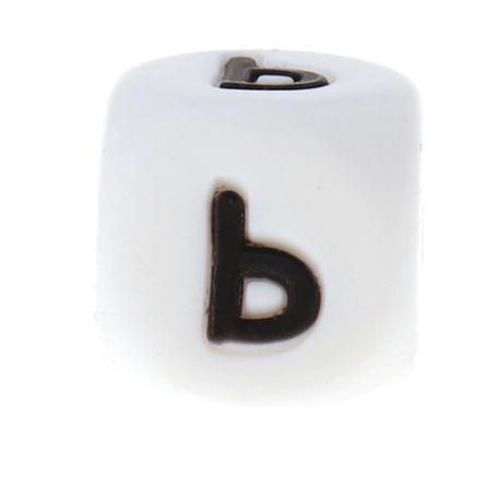 Буква - Ь (силиконовые бусины)