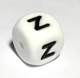 Буква - Z (силиконовые бусины)