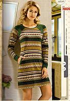 Платье для дома, ночная сорочка (рубашка) HMD 70026