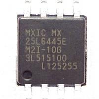 Мікросхема Macronix MX25L6445EM2I-10G