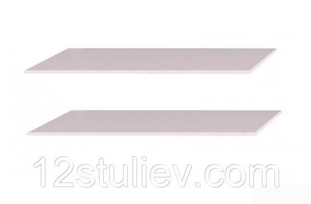 Опція шафи-купе Асті 2м Полиці довгі 2 шт. Серія З і Т