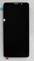 Модуль (сенсор + дисплей) для Huawei MATE 10 Pro (BLA-L29/BLA-L09) чорний, фото 2