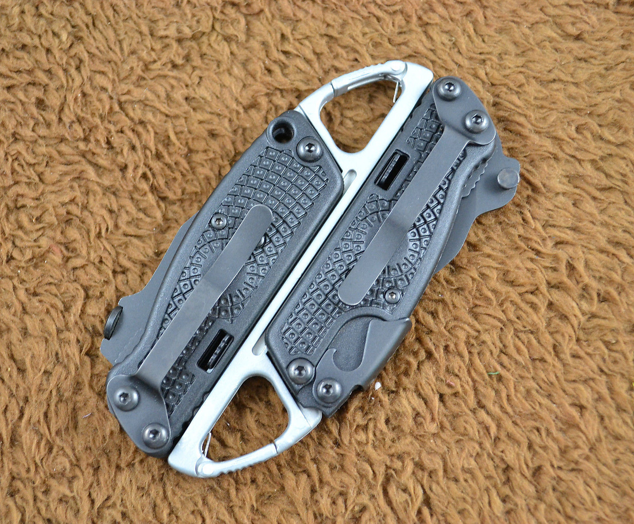 "Нож туристический ""SR 278"" Delta Folder 4 in 1 Camping Multi Tool Toolkit EDC Folding Knife Blade."