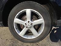 Диски R20 Mercedes GL, X164, 2008, A1644011102