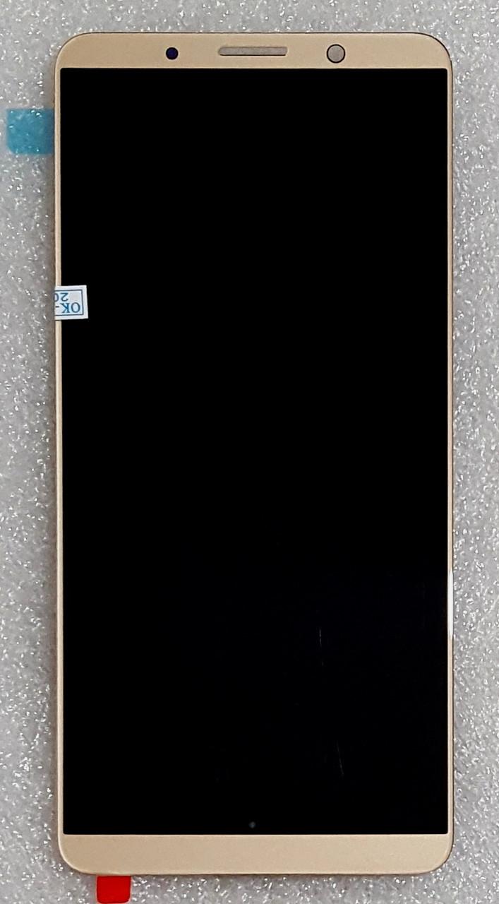 Модуль (сенсор + дисплей LCD) для Huawei MATE 10 Pro (BLA-L29/BLA-L09) золотий