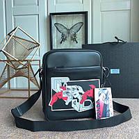 Мужская сумка через плечо Prada, фото 1