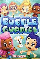 Карты детские (36 шт.) Bubble Guppies KR31