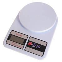 Электронные кухонные весы 7кг, точность 1г, SF-400 2000-02179
