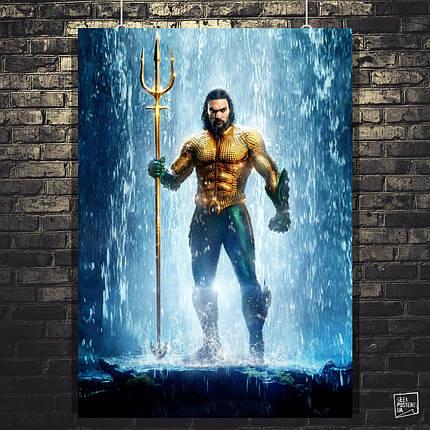 Постер Аквамен, Aquaman (2018) (60x85см), фото 2