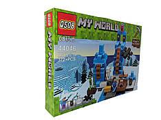 Конструктор My World 372 дет. ( копия Minecraft) 44046