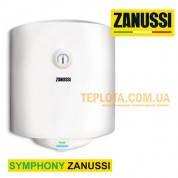 Водонагреватель Zanussi ZWH-S-100 Symphony (круглый, 100л, Занусси Симфония)