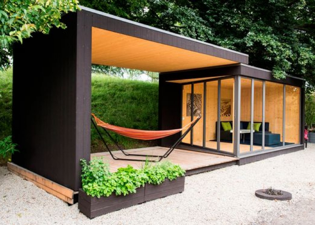 Садовые Lounge-зоны