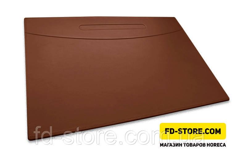 Подложка настольная  из кожи 30 х 40 см