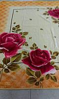 Плед акриловый большой Mink  855 Роза крем 220х240