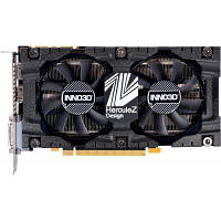 Видеокарта Inno3D GeForce GTX1070 Ti 8192Mb HerculeZ Twin X2 (N107T-2SDN-P5DS), фото 1