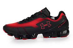 ecb95ec6 Кроссовки мужские баскетбольные Under Armour Scorpio Red Black - черные