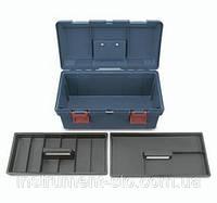 Ящик для инструмента  3 секции (пластик)  445(L)x240(W)x202(H)mm TBAE0301 (Toptul, Тайвань), фото 1