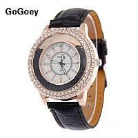 Женские часы gogoey Crystal Цвет черный, фото 1
