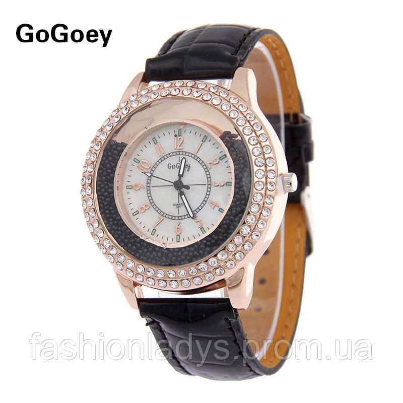 Женские часы gogoey Crystal Цвет черный