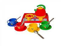 Игровой набор посуды Кухня Технок 1585 14 шт (11265)