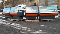 Витрины холодильные универсальные Росс Rimini 1,1 м. 1,3 м.  б/у. гастрономическая витрина бу., фото 1