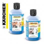 Активная пена KARCHER Ultra Foam для бесконтактной мойки 3-в-1, 1 л, арт. 6.295-743.0