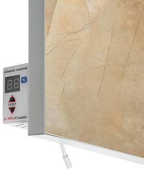 Обігрівач керамічна панель Теплокерамік TCM-RA 550 (49202), фото 2