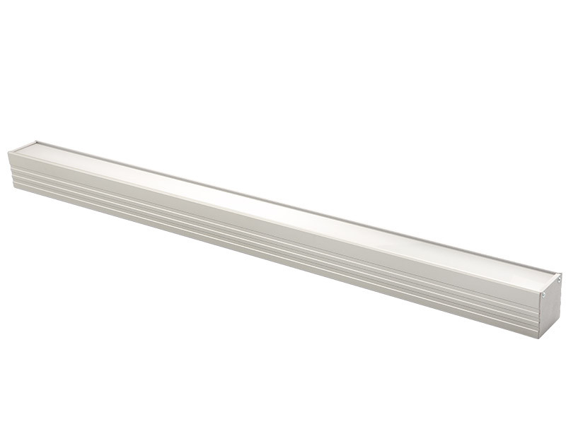 INF LED-2500: 120W 12000Lm линейный LED-светильник (64х63х2500мм)