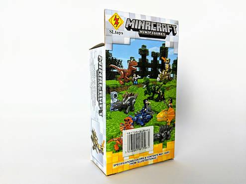 Конструктор My World ( копия Minecraft) SL8965-4, фото 2