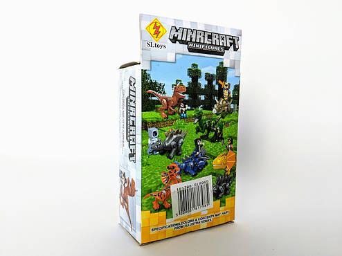 Конструктор My World ( копия Minecraft) SL8965-6, фото 2