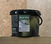 Защитный воск Эльф Decor Wax Toscana, 3 л