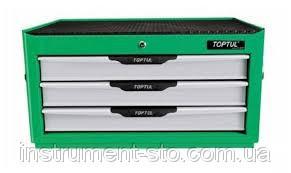 Ящик для инструмента  3 секции (Pro-Line) TBAD0301 (Toptul, Тайвань)