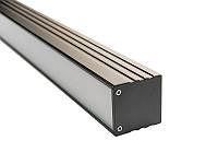 INF LED-3600: 110W 12000Lm линейный LED-светильник (64х63х3600мм)