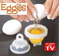 Формы для варки яиц без скарлупы - Яйцеварка Eggies