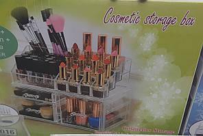 Органайзер для косметики з висувним ящиком 7016