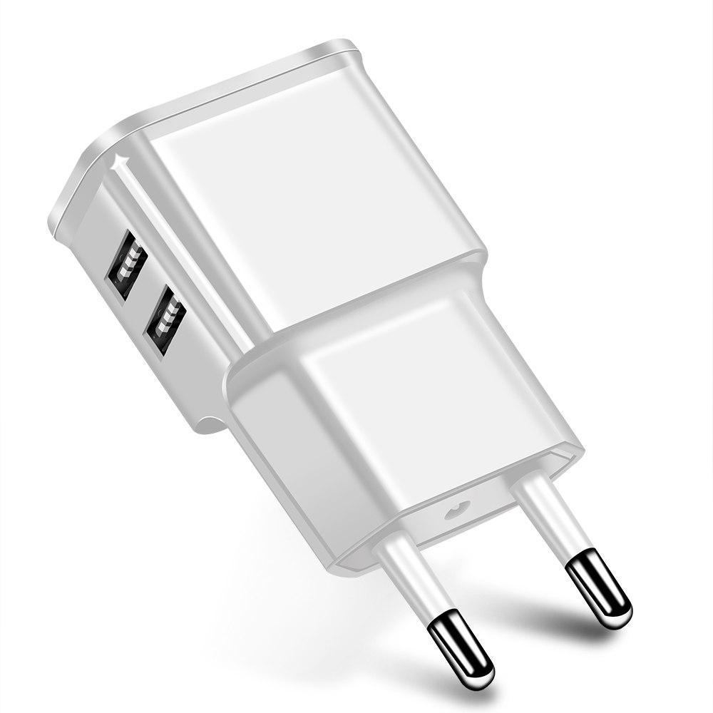 Универсальное зарядное устройство N7100 2xUSB