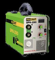 Інверторний зварювальний напівавтомат Procraft SPH290