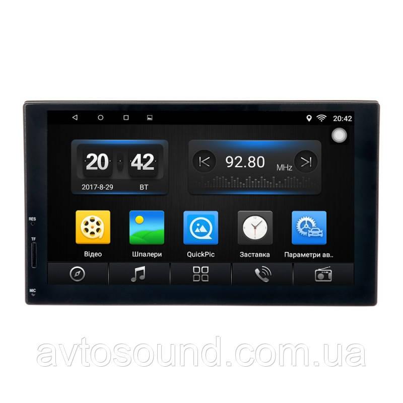 Автомагнитола Cyclon MP-7037 GPS AND, фото 1
