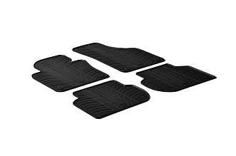 Резиновые коврики Gledring для Volkswagen Jetta 2011→ (GR 0074)