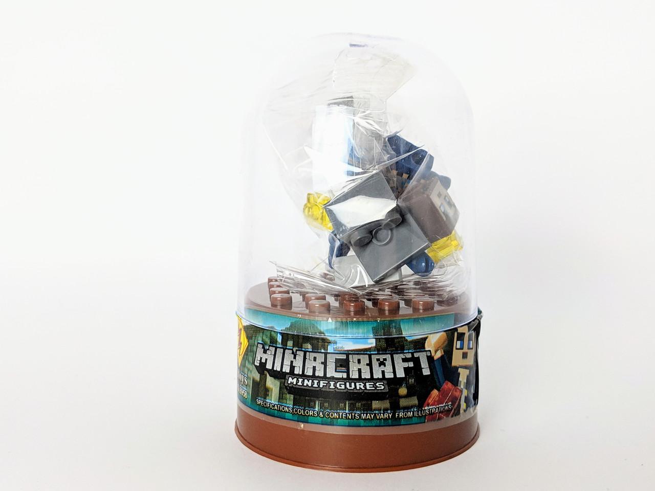 Конструктор в колбі My World  ( копия Minecraft) 8958А-1