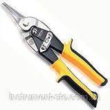 Ножницы по металлу (прямые) SBAC0325 (Toptul, Тайвань), фото 2