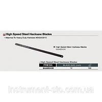"""Полотно для ножовки по металлу 24T L=300mm(12"""") SAAB2430 (Toptul, Тайвань)"""