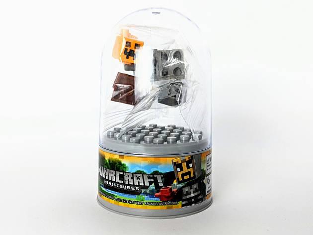 Конструктор в колбі My World  ( копия Minecraft) 8958А-3, фото 2