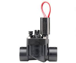 Электромагнитный клапан пластиковый для полива Hunter PGV-101G-B 1 дюйм