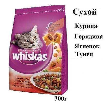 Вискас СУХОЙ 300 г, фото 2